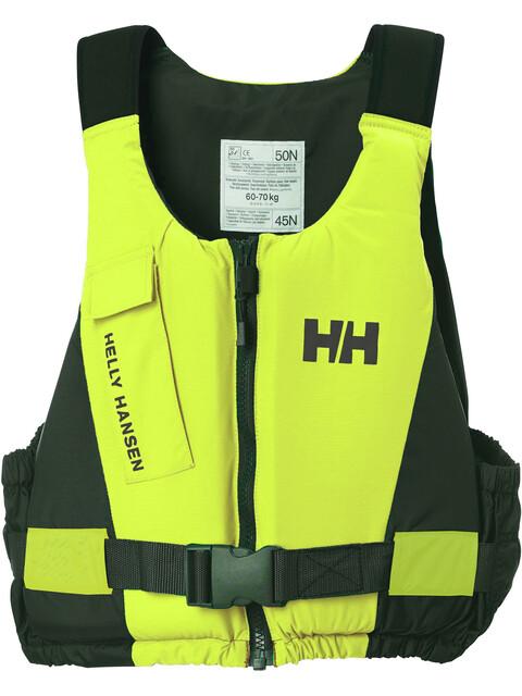 Helly Hansen Rider - jaune/gris